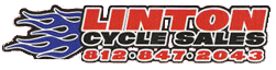 Linton Cycle Sales Indiana Dealership footer logo